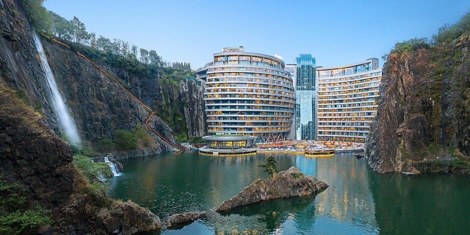 Курортний готель InterContinental Wonderland